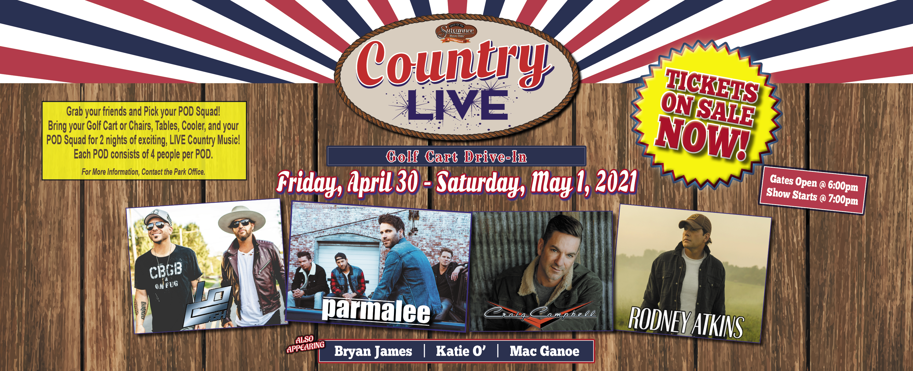 Country Live -2021